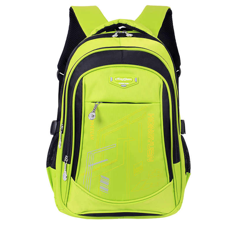 Waterproof Children School bag Boys girls Orthopedic schoolbag Primary Backpack Kids satchel kids sac enfant mochila infantil