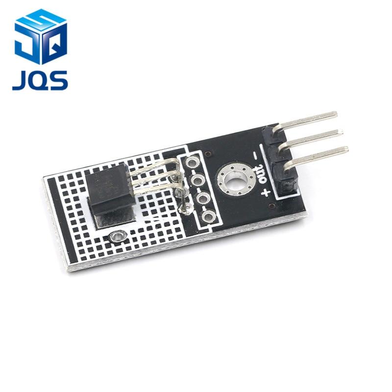 DS18B20 Single-bus Digital Temperature Sensor Module For Arduino