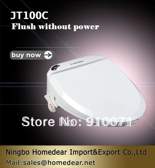 JT 100C cold water bidet ABS material