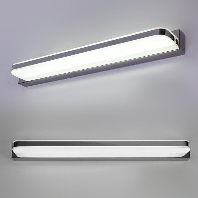 cuarto de bao moderno led luces de espejo de bao impermeable luces led lmparas de iluminacin