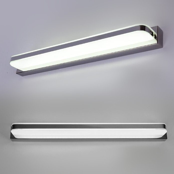 Modern Bathroom LED Mirror Lights For Waterproof Front Lamps Acrylic Makeup Led