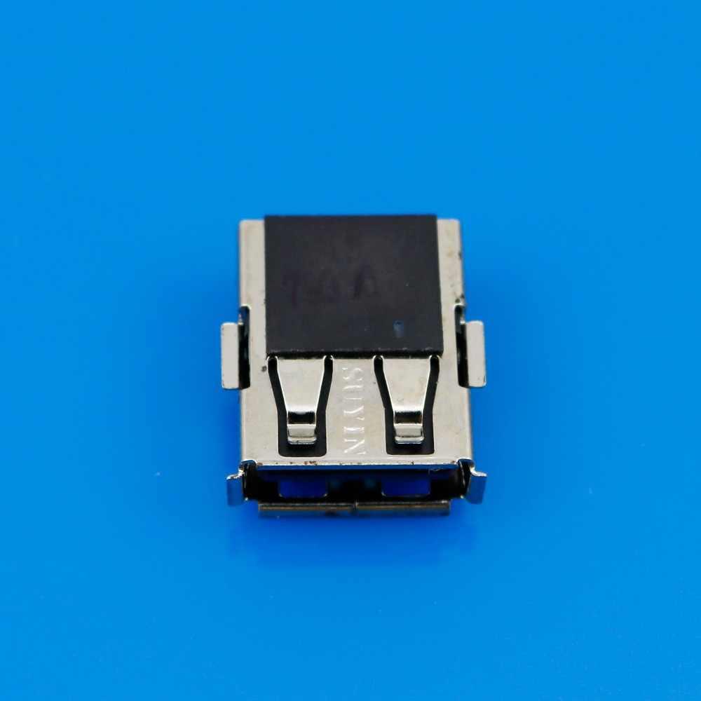 Decyzja wspólnego komitetu eog nowy powszechnie Laptop USB gniazdo złącza/wtyczka/interfejs/Jack dla ACER DELL HP LENOVO ASUS ect 1X
