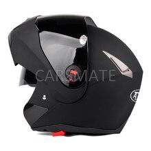 Best Selling Safe Flip Up Motorcycle Helmet With Inner Sun Visor Double Lens Helmet Sun-resistant Motocross Motorbike Helmets