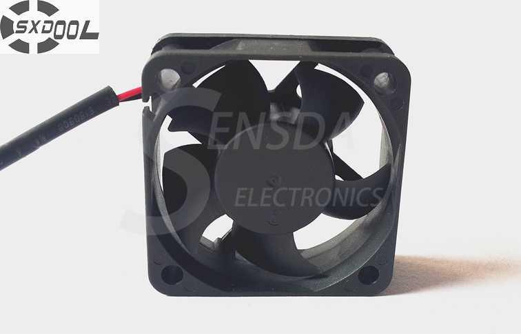SXDOOL 5020 12 v 0.27a Línea 2 d50sh-12c 50mm 5 cm axial servidor ventiladores de refrigeración