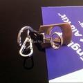 Emblema del coche de Metal llavero anillo dominante del ajuste para Haversian gran muralla c30 c50 M4 H6 H7 recorte emblema clave llavero cadena para hombre
