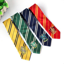 Colorful Harry Potter Neck Tie