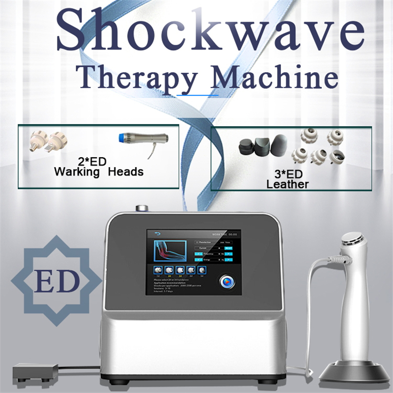 Pain System Slimming Shock Wave Shockwave Weight Loss Ultrasonic Radial SPA Device Erectile Dysfunction ED Management Machine
