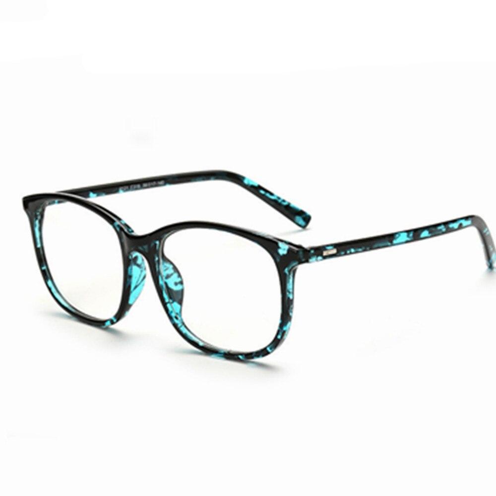 Fashion Eyeglasses Frames Big Prescription Glass Frame Women Round ...