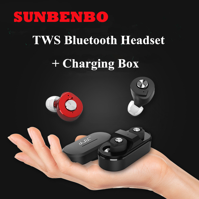 Hot Selling TWS Bluetooth Headset for iPhone 7 Dual Stereo Wireless Bluetooth Earphone Hifi Earbuds in Ear Headphones PK Q29 H02 wireless headphones bluetooth earphone suitable for iphone samsung bluetooth headset 4 2 tws mini microphone