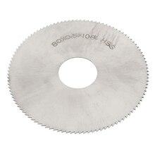 Высокоскоростная сталь 108T резки пилы 80 мм x 0,5 мм x 22 мм