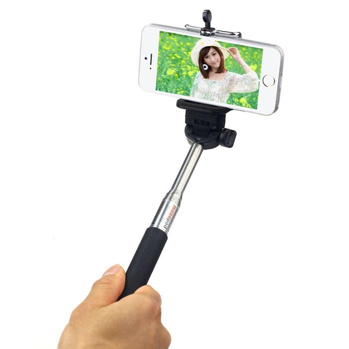 Handheld Extendable Self Portrait Selfie Monopod Stick: 2018 Hot Sale New 22 115cm Selfie Stick Extendable