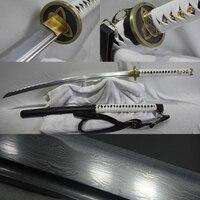 Меч «Ходячие мертвецы» зомби убийца мичонна складной стальной японский меч самурая Катана