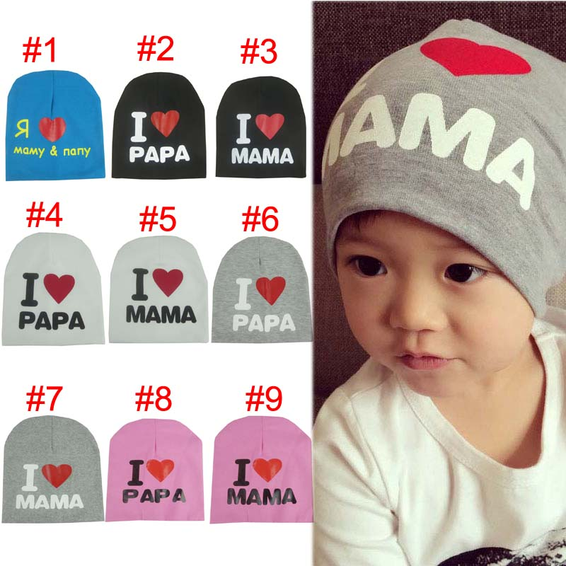 New Spring Autumn Winter Brand Cotton newborn Baby Boy Girl Hats Toddler  Infant Kids Caps Candy Color Lovely Baby Beanies FJ88 a03a5b075912