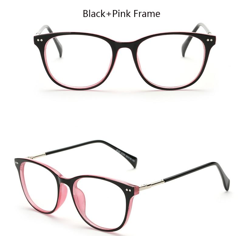 Unisex Fashion Spectacle Frame