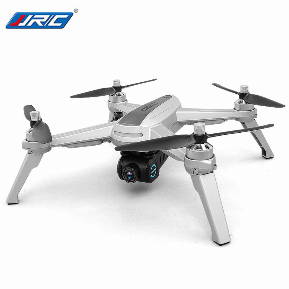 "JJRC JJPRO X5 RC Drone 5 גרם WiFi FPV מל ""טים GPS מיצוב אחיזת גובה 1080 p מצלמה נקודת מעניין בצע Brushless מנוע"