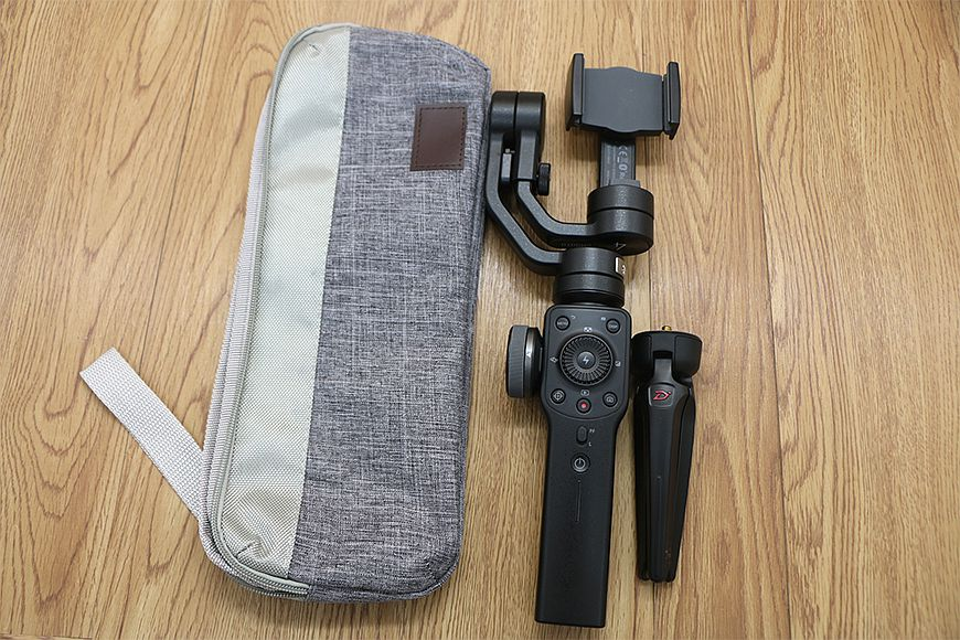 Storage Protection Bag for Zhiyun Smooth Q Smooth 4 for DJI Osmo Mobile 2 DJI Osmo 3-Axis Handheld Stabilizer Gimbal Accessories 5