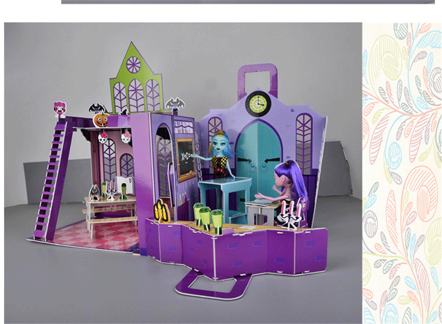Monster High Doll Furniture Home Design Ideas And Pictures