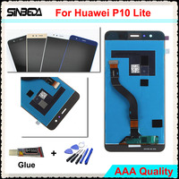 Sinbeda AAA Quality 5 2 TFT LCD For Huawei P10 Lite LCD Display Touch Screen Assembly