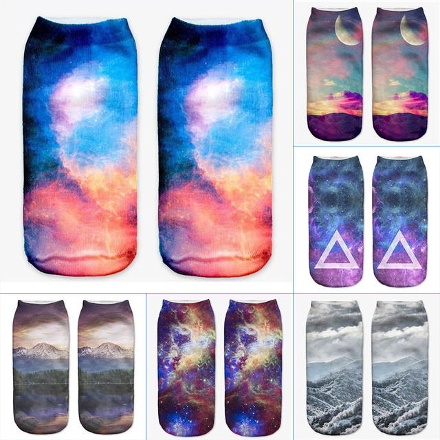 ef8dd5c1ad2 2018 NEW Colorful Tie Dye Compression Socks Soccer Socks High Socks Shorts  Socks Drop Shipping  Beverly1126