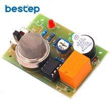 Toxic Gas Alarm Liquefied Gas Natural Combustible Leakage Leak Gases Detection Alarm Module Sensor