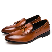 New Mens Loafer Flats shoes fashion Casual Shoes Genuine Leather Men Wedding Party Shoes outdoor Driving for Men Mocassin shoes lttl mens loafer luxury rivets rhinestone party wedding shoes runway style outdoor shoes low top flats fashion shoes men
