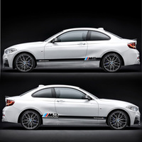 TAIYAO car styling sport car sticker For BMW M1 M2 M3 M4 car accessories car stickers and decals auto sticker