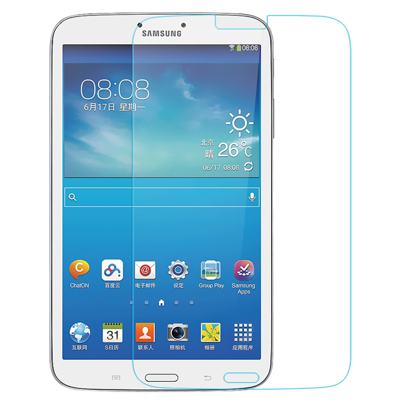 IBuyiWin Tempered Glass Screen Protector For Samsung Galaxy Tab 3 8.0 T310 T311 T315 SM-T311 Scratch Proof Screen Protector Film
