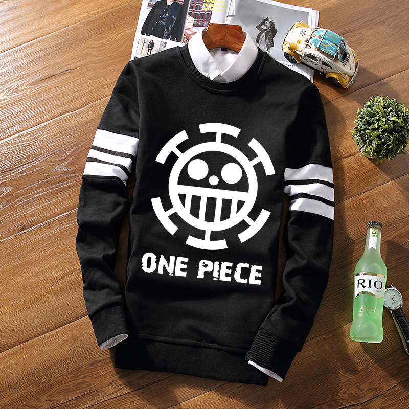 Men's Clothing Glorious High-q Unisex One Piece Hooded Hoodie Monkey D Luffy Hoodie Pullovers Sweatshirts Coat Top