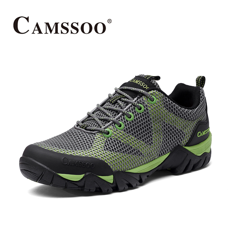 2018 Camssoo Large Size EUR45-EUR48 Mens Trail Running Shoes Breathable Outdoor Sports Shoes Travel Shoes Free Shipping 6068 free shipping 2017 breathable id 108730 108881 size eur 40 46
