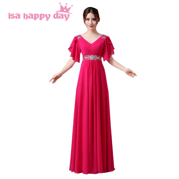 long party hot pink maxi formal plus size floor length gowns dress ...