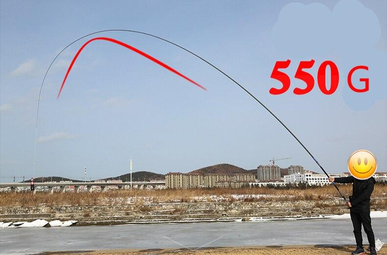 Alta Qualidade Vara De Pesca Vara de