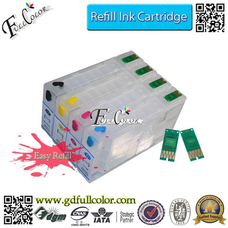 Съвместима касета за мастило T6771-4 4 - Офис електроника - Снимка 5
