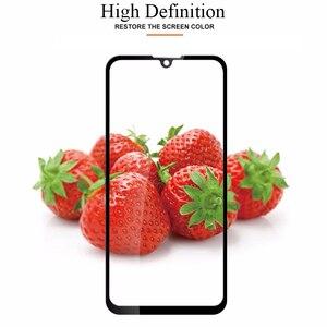 Image 5 - 1 2 sztuk szkło ochronne na P Smart 2019 szkło bezpieczne hartowane 9H dla Huawei P inteligentny + Plus / Pro / Z 2019 ochraniacz ekranu HD