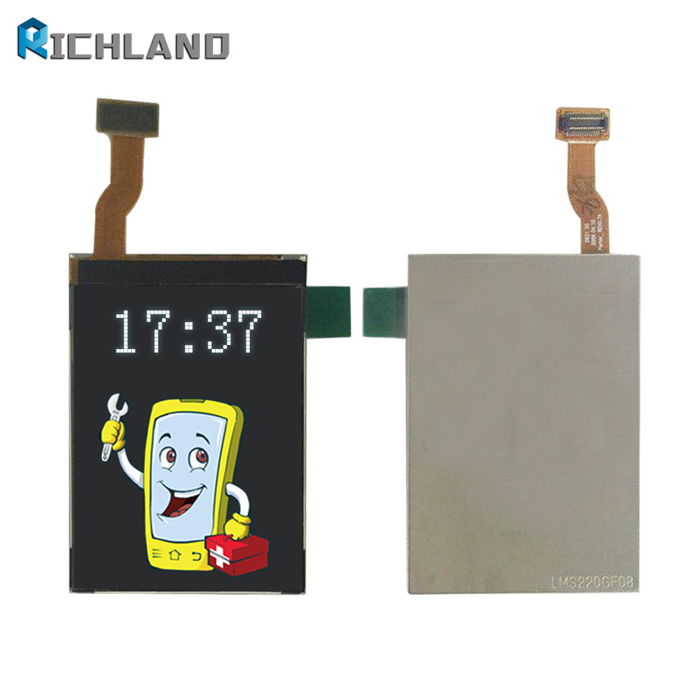 New Original LCD Display For Nokia 6700 6700C LCD Screen highscreen 100% tested LCD Digitizer Assembly replacement parts + tools