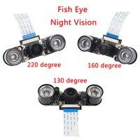 Raspberry Pi Camra With 2pcs IR LED Night Vision Camera Module For Raspberry Pi 3 5MP