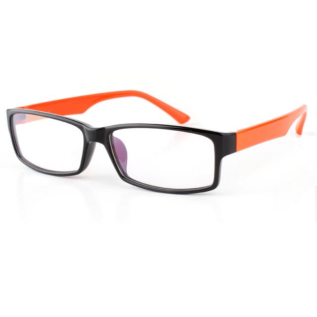 Estampa de leopardo Óculos de Armação Colorida Moda Olho Óculos Moldura para Mulheres e Homens