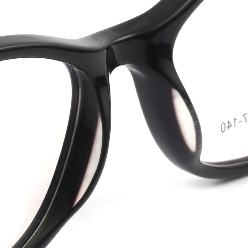 White Schwarzes Brillen Blau Optische Multifokale Acetat blue Klare black Grad Blue Vazrobe Progressive purple Anti white Licht Frauen Brille Linse Frau 6pxRnC5qw