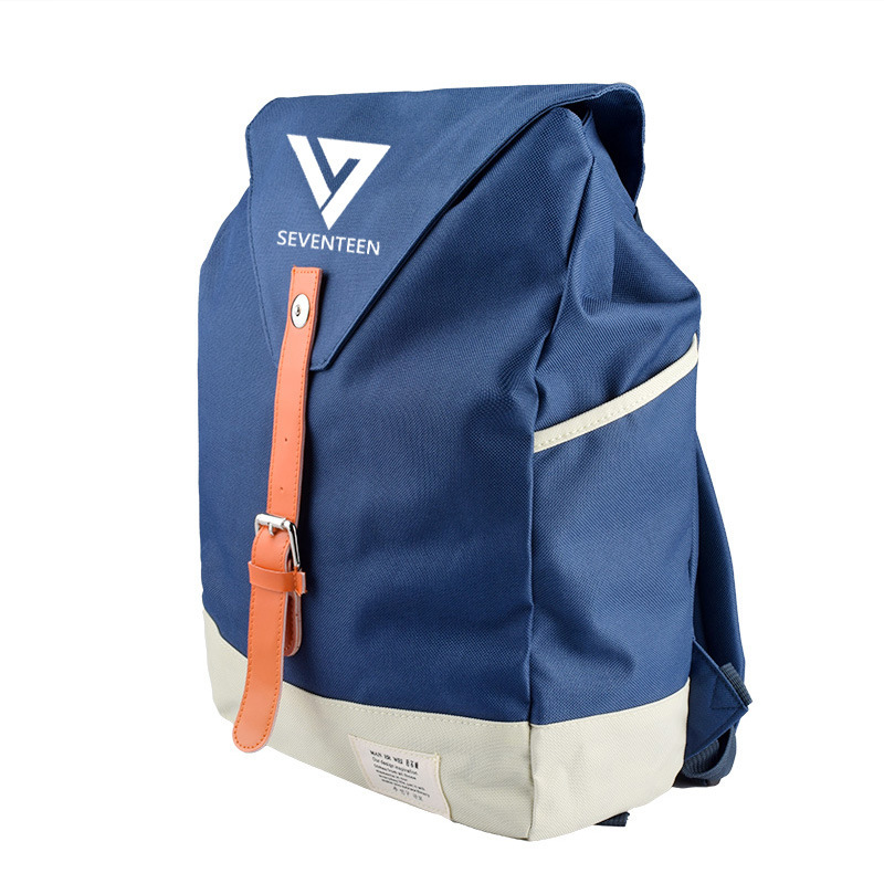 Backpacks 2018 New Seventeen Han Fan Fashion Men And Women Student Backpack And Leisure Backpack