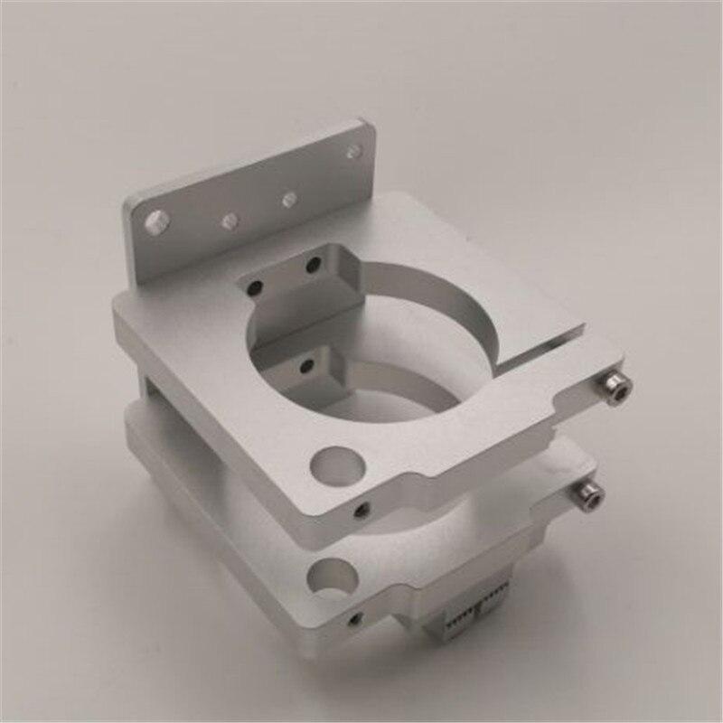roteador de diametro de 63 5mm 65mm 69mm 71mm montagem de eixo para shapeoko x esculpir