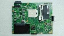 Оригинальный новый ноутбук материнская плата для asus k52n rev: 2.1 60-nzsmb1000-d05 ddr3 amd mainboard