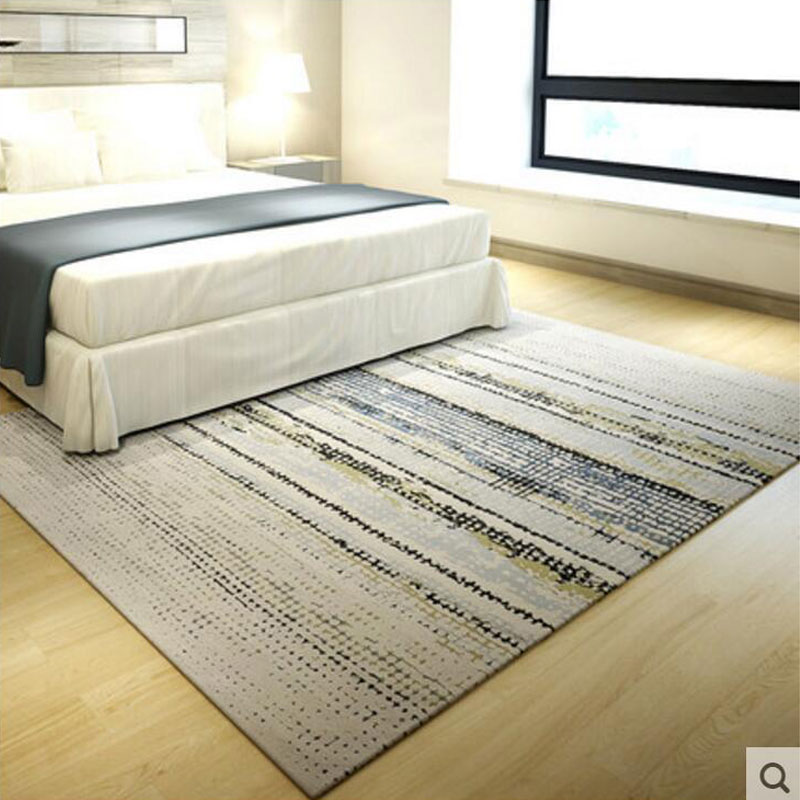 2017 New Hot Sale Modern Simple Delicate Large Soft Carpet For Living Room Bedroom Kid Climb Polyester Rug Home Floor Parlor Mat
