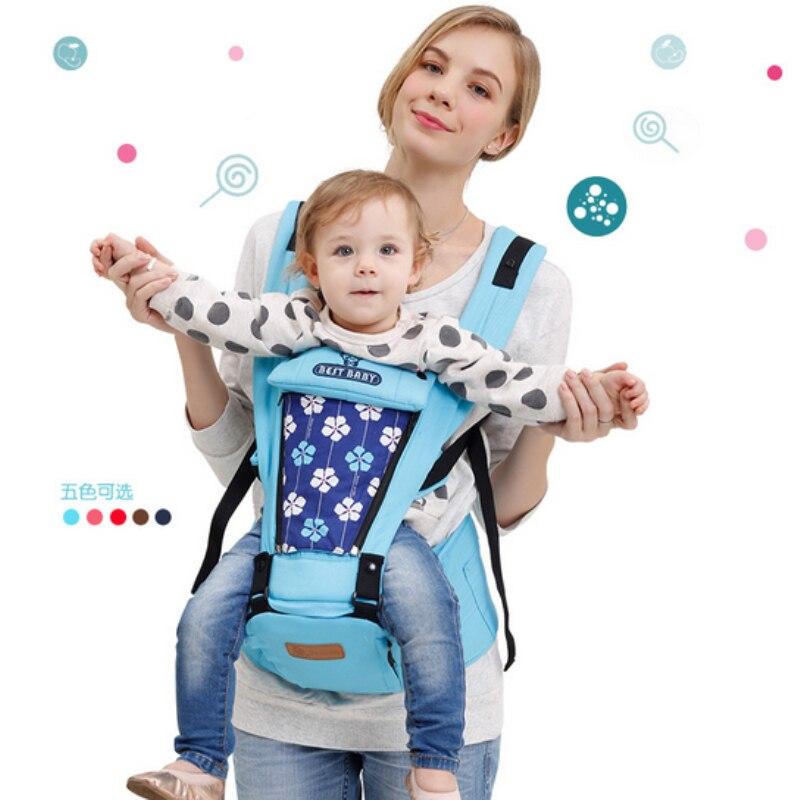 0-36 mois Multifonctionnel Réglable Porte-Bébé Respirant sac à dos Bébé Voyage Naissance Confortable Couverture de Soins Infirmiers
