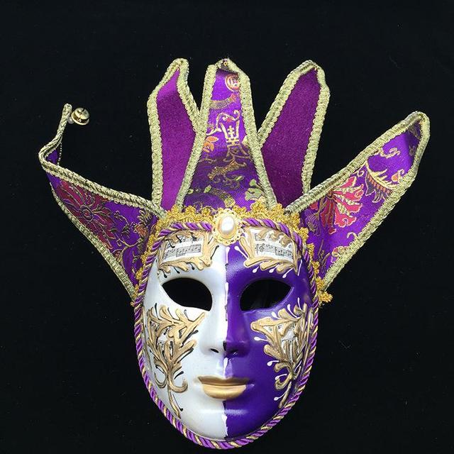 fashion costume venice mask for women powerful mask