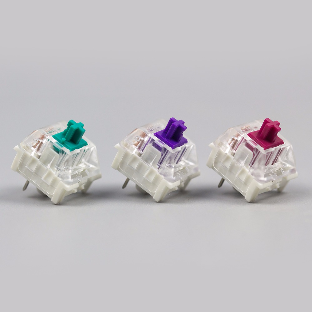 KBDfans New Arrival Kailh Speed Pro Switch 10PCS  For DIY Mechanical Keyboard Kailh