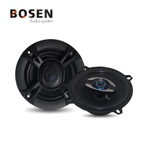4 -inch full-range coaxial car stereo speakers modified car