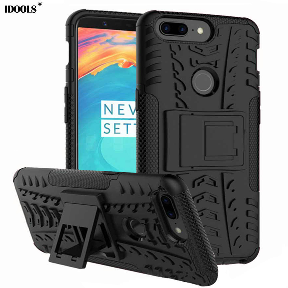 IDOOLS Case For Oneplus 5t Oneplus5t Mobile Phone Accessories