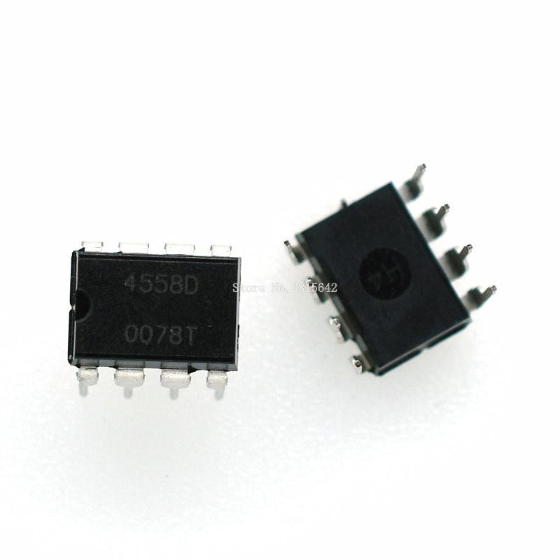 5PCS F4558 DIP8 IC