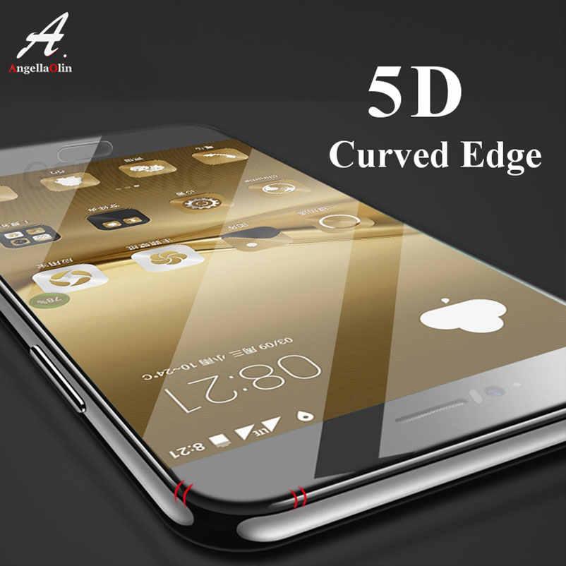 5D Gekrümmten Rand Gehärtetem Glas für Huawei P20 Lite Pro P10 Plus P8 2017 Ehre V9 Taube 9 10 Displayschutz Hafenpersenning Film fall