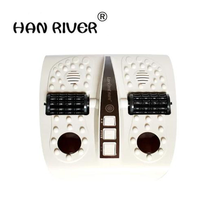 RL - 226 automatic pedicure machine household electric roller foot massager anhydrous infrared massage foot massage apparatus
