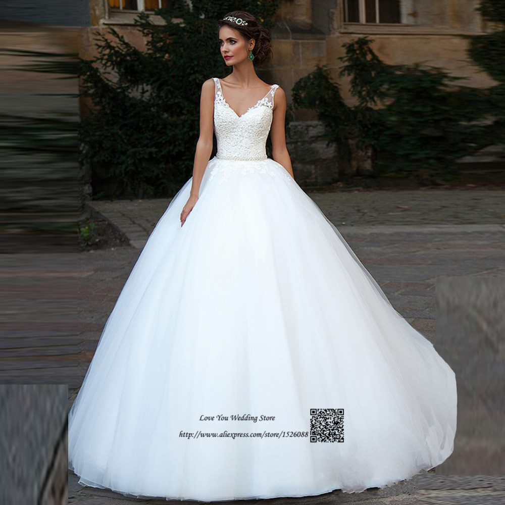 Plus Size Wedding Ball Gowns: Louisvuigon Belt Country Western Wedding Dresses Lace Plus